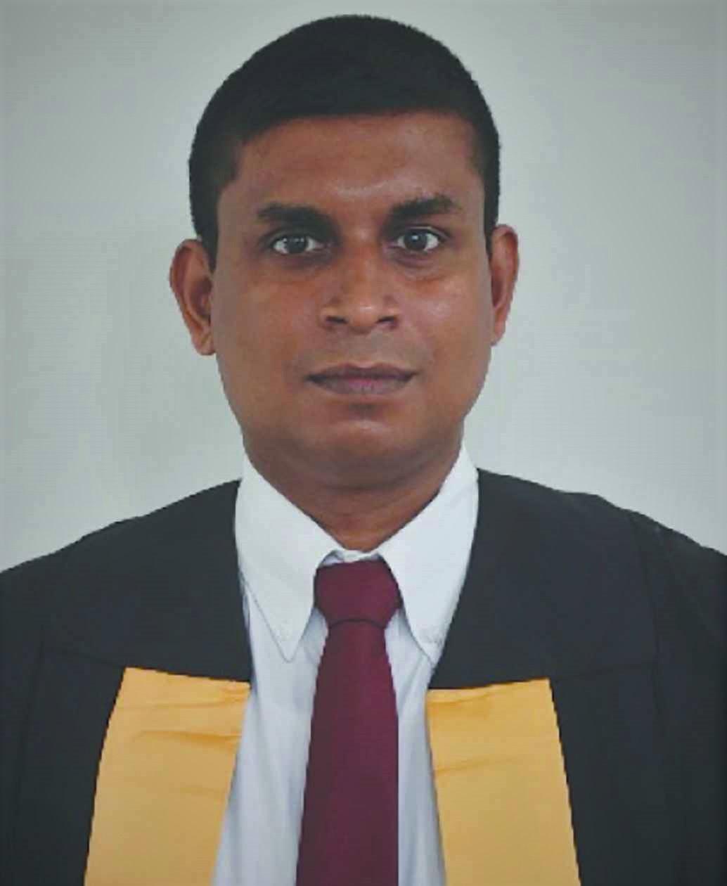 Dr. N.W.N. Dayananda