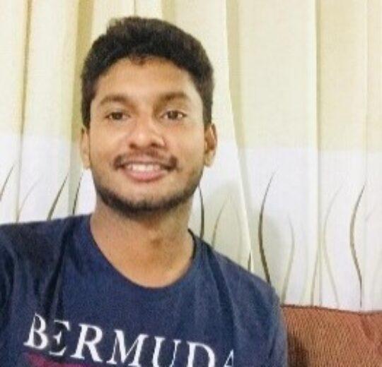 Mr. Achintha Wijesinghe