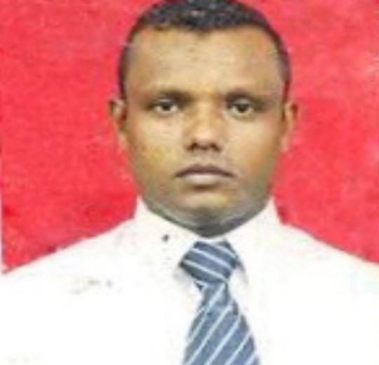 Mr. Dihan Peiris