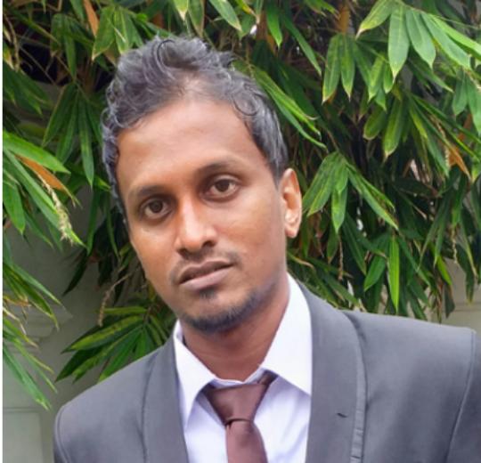 Mr. Praneeth Priyasad